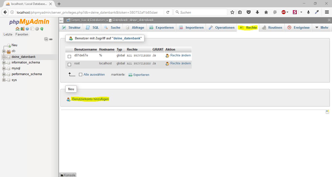 WordPress offline mit WampServer 6