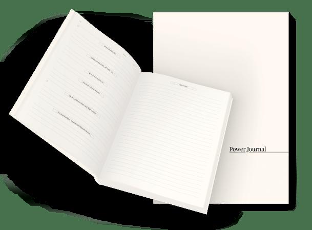 Das Power Journal. Der Weg zum Erfolg