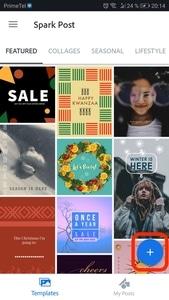 Wunderbare Instagram Highlight Covers - einfach direkt auf deinem Handy machen. 14