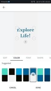 Wunderbare Instagram Highlight Covers - einfach direkt auf deinem Handy machen. 19