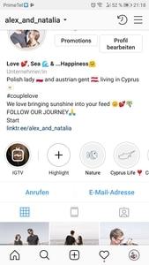Wunderbare Instagram Highlight Covers - einfach direkt auf deinem Handy machen. 37