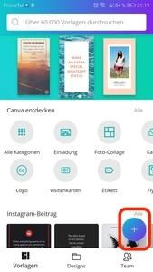 Wunderbare Instagram Highlight Covers - einfach direkt auf deinem Handy machen. 42