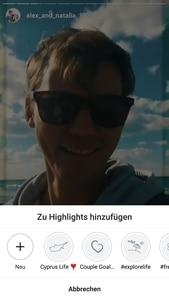 Wunderbare Instagram Highlight Covers - einfach direkt auf deinem Handy machen. 2