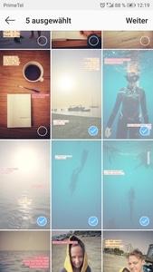 Wunderbare Instagram Highlight Covers - einfach direkt auf deinem Handy machen. 4