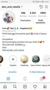 Wunderbare Instagram Highlight Covers - einfach direkt auf deinem Handy machen. 9