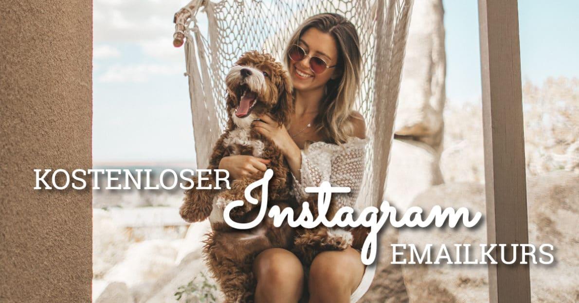 Erste Schritte Instagram 1